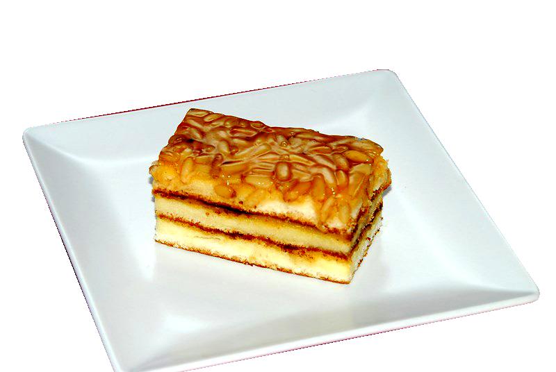 Porción Tarta de Piñones