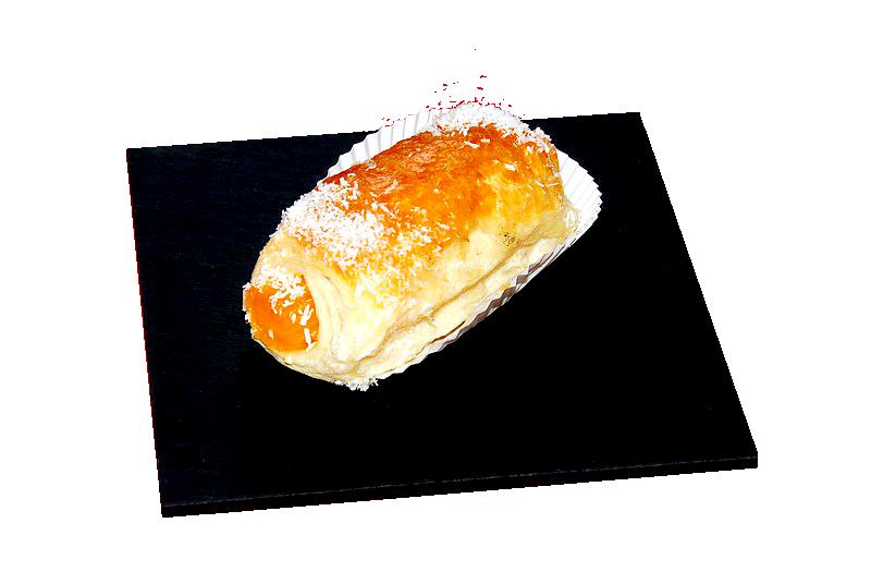 Tubo de Hojaldre y Crema